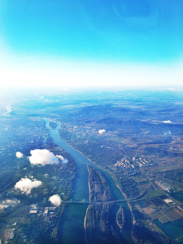 Budapest Bird's Eye View